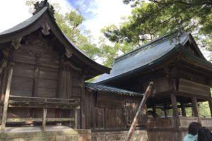 鮭神社 古代リトリート
