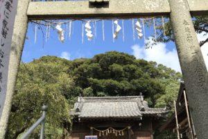 芦屋町狩尾神社古代リトリート