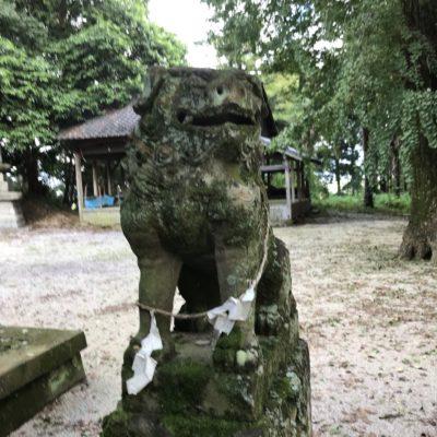 鞍手町杵築の剣神社